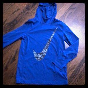 Nike LS hoodie